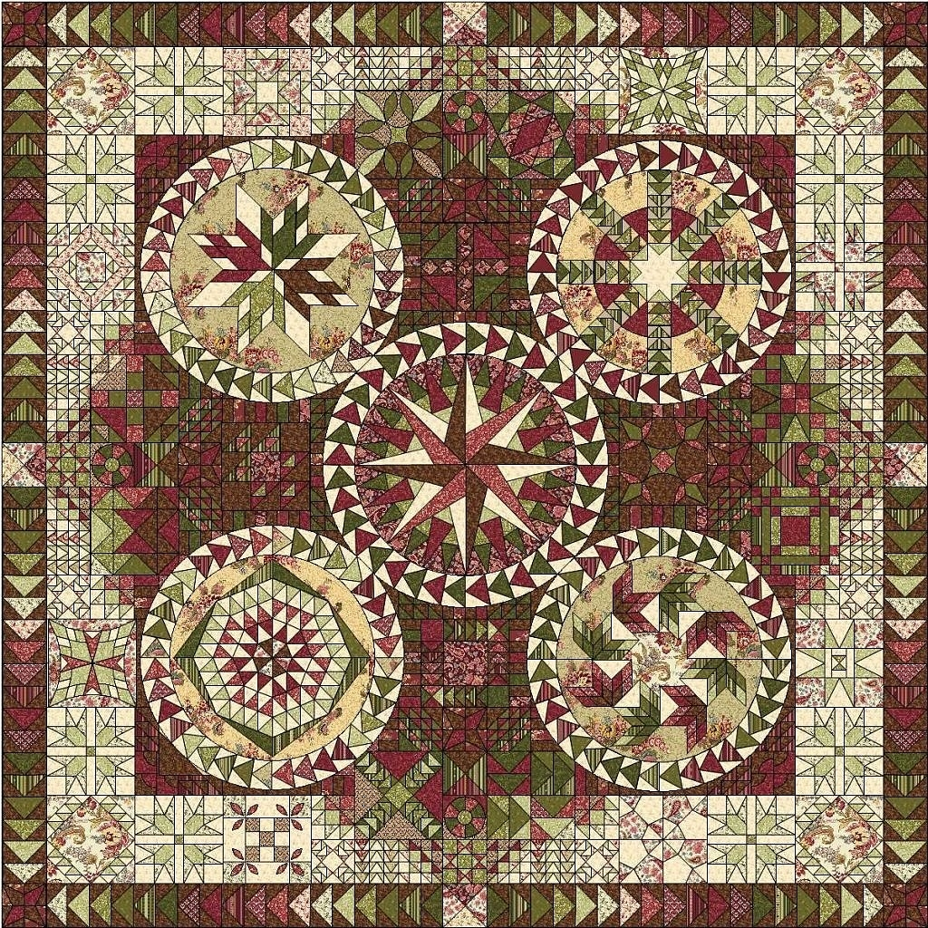 20012018 Newsletters The Quilters Store And The